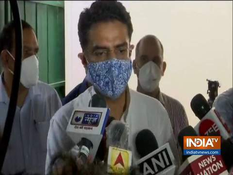 There is no place for malice or personal enmity in politics: Sachin Pilot