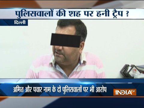 Delhi: Two held for honey-trap, extortion