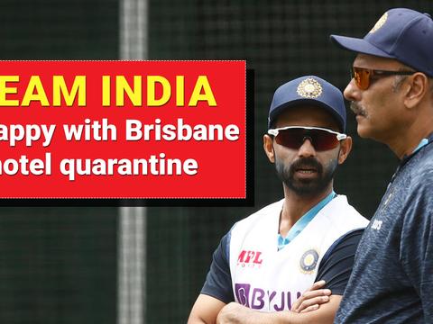 ब्रिसबेन पहुंचते ही भारतीय टीम के सामने खड़ी हुई यह मुश्किल, बीसीसीआई कर सकता है शिकायत
