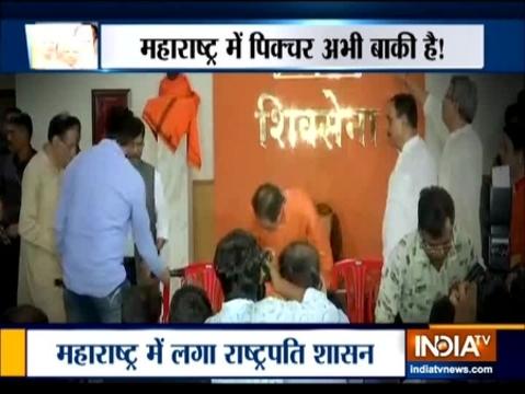 कांग्रेस-एनसीपी से गठबंधन के लिए उद्धव ठाकरे ने दिए हिंदुत्व का मुद्दा छोड़ने के संकेत