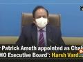Dr Harsh Vardhan, Health Minister, India, Dr Patrick Amoth, Kenya