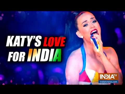 केटी पेरी मुंबई घूमने के लिए एक्साइटिड हैं