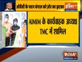 AIMIM's West Bengal acting president joins TMC