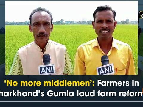 'No more middlemen': Farmers in Jharkhand's Gumla laud farm reforms