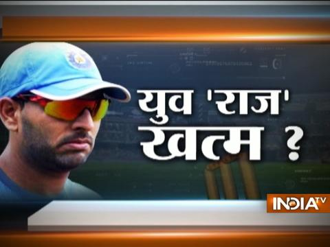 Is it the end of road for Yuvraj Singh?
