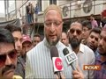 Owaisi takes a jibe at CM Yogi, says life of a cow valued more than that of a human in Bulandshahr