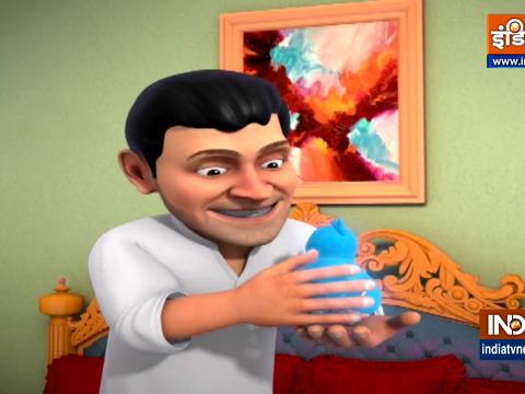 OMG: Rahul's 'Twitter' birdy flies away!
