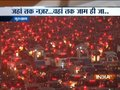 6-kilometre-long traffic jam in Gurugram inconveniences commuters on Dhanteras