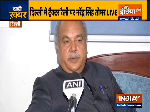 The govt is committed to increase the income of the farmers, says Union  Agriculture Minister NS Tomar