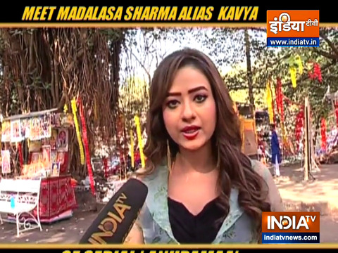 Madalasa Sharma aka Kavya talks about the latest update in 'Anupamaa'