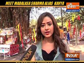 Madalasa Sharma aka Kavya talks about the latest update in 'Anupamaa'