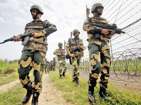 पंजाब के फिरोजपुर में दो घुसपैठियों को BSF ने मार गिराया