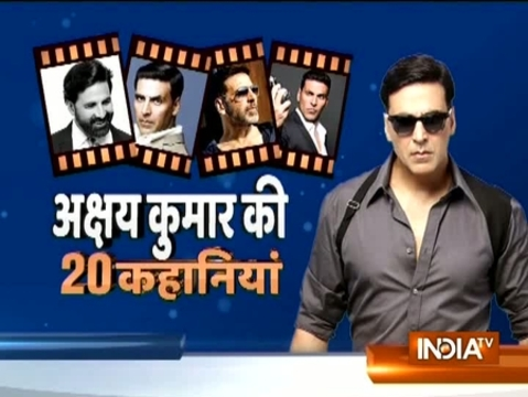 20 unheard stories about Bollywood's Khiladi Akshay Kumar
