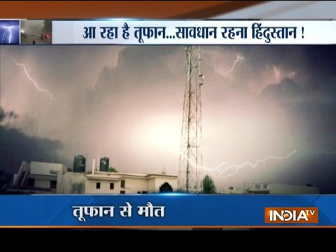 Yakeen Nahi Hota: Violent storm hits Delhi, 72-Hour alert issued