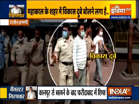 Kurukshetra: Here is gangster Vikas Dubey's crime file
