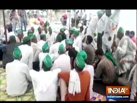 उत्तर प्रदेश के किसान आज दिल्ली में किशन घाट तक करेंगे मार्च