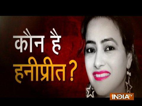 Who is Honeypreet ?