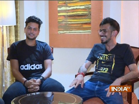 With World Cup in perspective, Yuzvendra Chahal and Kuldeep Yadav gear up for England tour