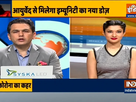 Swami Ramdev suggests ways to overcome weakness post corona