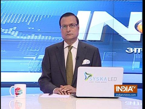 आज की बात रजत शर्मा के साथ | 14 मार्च, 2019