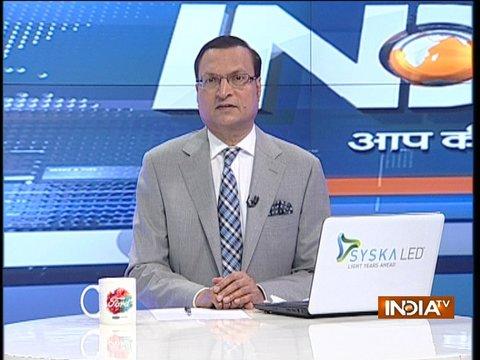 Aaj Ki Baat with Rajat Sharma   3rd April, 2018