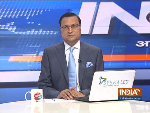 Aaj Ki Baat: FM Nirmala Sitharaman speaks to Rajat Sharma on Union Budget | July 5, 2019