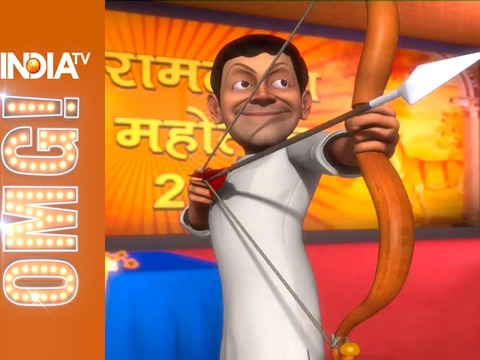 OMG: Team Rahul Gandhi and Narendra Modi celebrate Dussehra