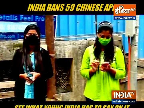 India bans 59 Chinese apps: Here's what India's youth has to say