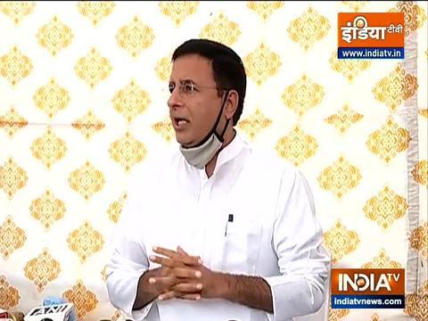 सचिन पायलट को कांग्रेस परिवार में वापस आना चाहिए: रणदीप सिंह सुरजेवाला