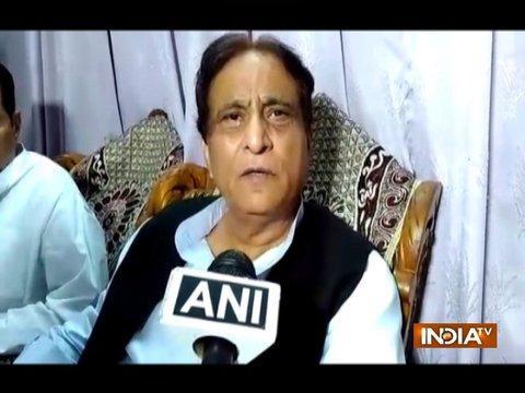 Taj Mahal row: Parliament, Rashtrapati Bhavan also signs of slavery, says Azam Khan