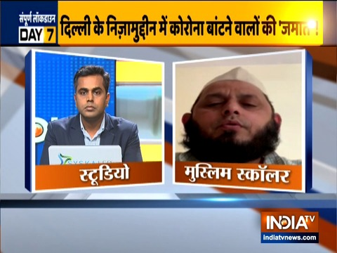 what Islamic Scholar Farangi Mahal has to say on Nizamuddin congregation