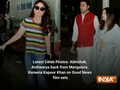 In Pics: Abhishek, Aishwarya back from Mangalore, Kareena Kapoor Khan on Good News film sets