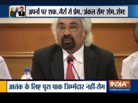बालाकोट में भारतीय वायुसेना के एयर स्ट्राइक पर सवाल उठाने पर पीएम मोदी ने सैम पित्रोदा को लताड़ा