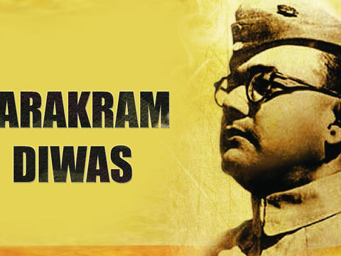 Netaji Subash Chandra Bose's birth anniversary to be celebrated as 'Parakram Diwas'
