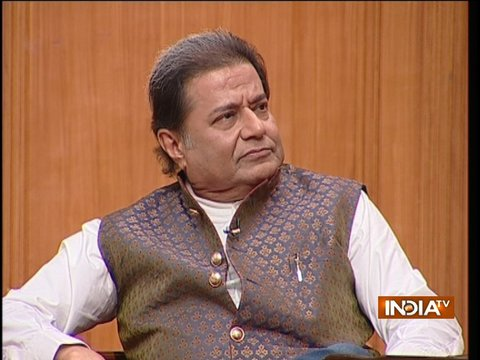I don't care about what people say: Anup Jalota in Aap Ki Adalat
