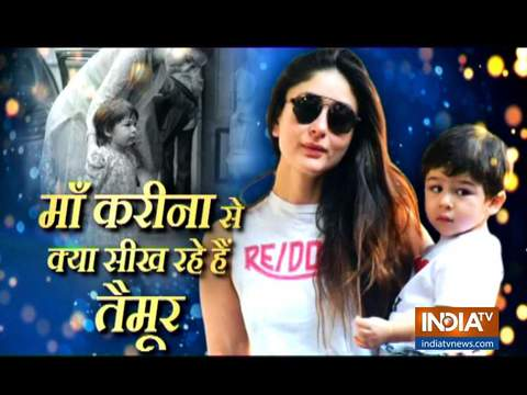 Kareena Kapoor Khan wants Taimur to see this film of hers