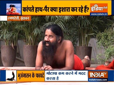 Know effective ways by Swami Ramdev to keep your body warm in winters