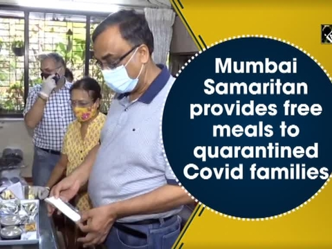 Sikhs in New Delhi serving free food to Covid-19 patients and their families