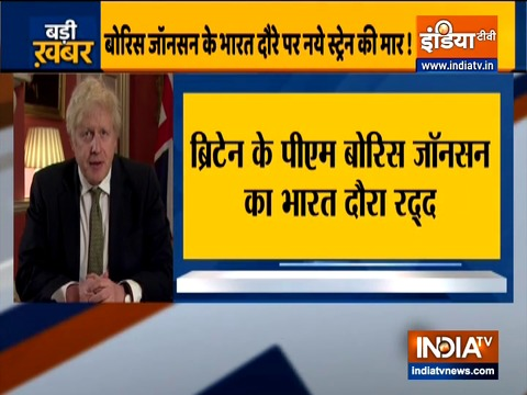 UK PM Boris Johnson's Republic Day visit to India cancelled amid Covid crisis