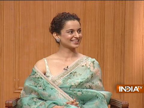 Watch: Kangana Ranaut demands an apology from Hrithik Roshan in Aap Ki Adalat