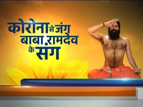 Swami Ramdev suggests effective yoga  asanas and ayurvedic remedies to increase height