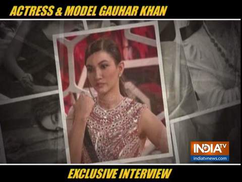 Gauahar Khan on her Bigg Boss 14 experience