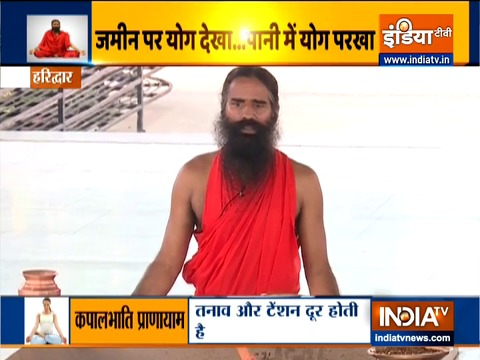 Yoga is a complete expression of our mind, body and soul: Swami Ramdev