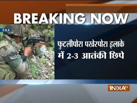 Jammu & Kashmir : Encounter with militants underway in Budgam