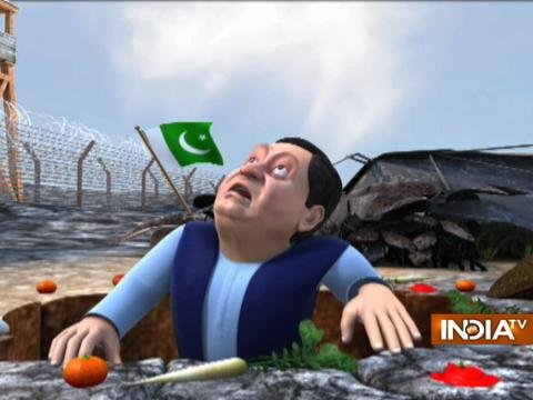 OMG: PM Modi and the Indian Army give befitting response to Pakistan