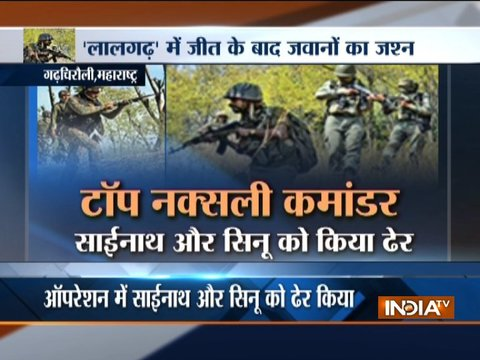 Gadchiroli: 11 more dead Maoists recovered in Maharashtra river; death toll now reaches 33