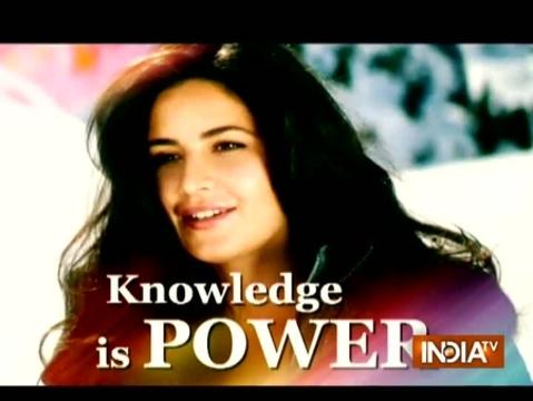In Pics: Katrina Kaif named ambassador of Educate Girls