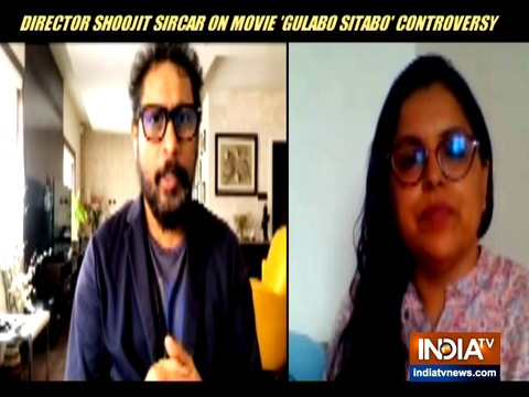 Gulabo Sitabo director Shoojit Sircar opens up on plagiarism controversy