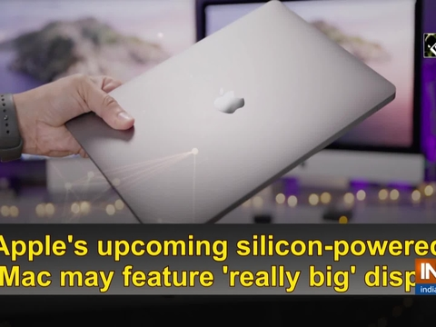 Apple's upcoming silicon-powered iMac may feature 'really big' display