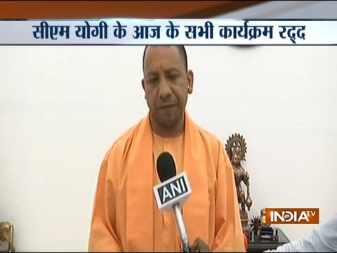 UP CM Yogi Adityanath to hold meetings with officials in Lucknow